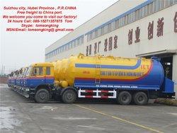 DTA5312GXH Liquid Asphalt Tanker asphalt - bitumen tanker factory sale Skype +tomsongking +8615271357675