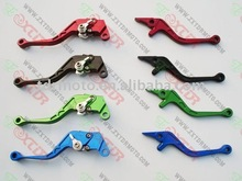 keen quotation blue/red/black/green brake lever