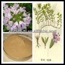 OEM/ODM 100% Natural Thyme Extract/Thymol 20% 30% HPLC