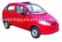 Four wheel car