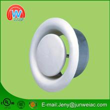 Hot Sale Alunimun Swirl air diffuser for ventilantion system