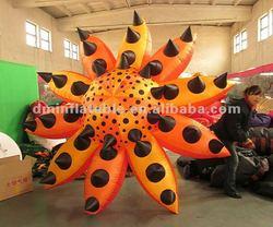 inflatable decoration dangler