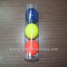 2-layer driving range coloful golf ball