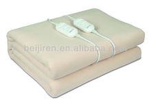 Polar Fleece Electric Heating Blanket with detachable connector