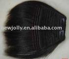Indian human hair bang