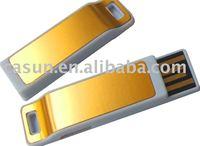 Mini push usb flash drive