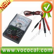 Dc AC analógica portátil multímetro multiprobador