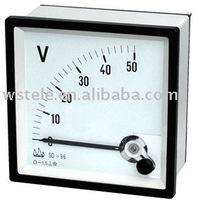SD-96 DC V Moving Iron Instruments DC Voltmeter