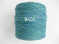 Easy clean cotton mop yarn
