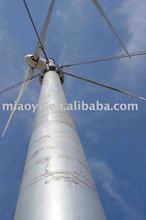 15M steel wind turbine tower