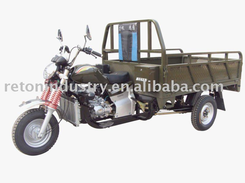 THREE WHEEL MOTORCYCLE 200cc
