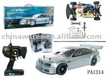 15 Grate 1:10 RC Gasoline Power Car PA1314