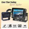 5inch wired Car Reversing Camera System with waterproof car camera