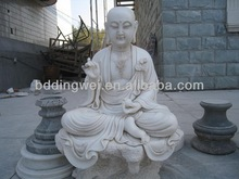 marble buddha carving