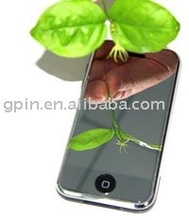 Hot mirror screen protector for Iphone 3G,make it's a mirror