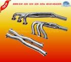 Turbo Exhaust Header stainless steel for E30/320i/323i/325i/325ix 88-93