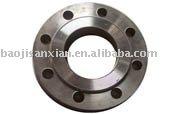 ASTM B381 Gr2 Titanium flange for pressure vessel