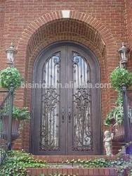Bisini luxury iron door for villa