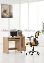 computer desk JDN-F/target computer table/cheap wooden computer desk
