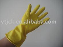 latex household washing gloves