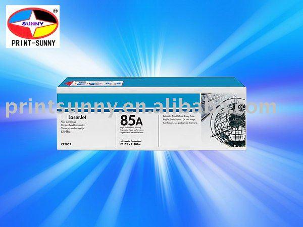 Оригинальный для HP CE285A / 85a, Для HP LaserJet 1102 / 1102 Вт / M1132 / M1212nf