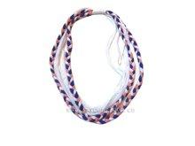 Fashion braided tube scarf Jersey neck scarf Fashion spring scarf (FY-TB056)