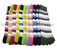 athletic toes socks socks