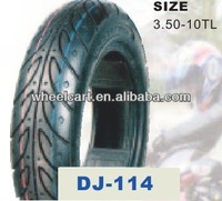 tire tube for motorcycle 3.50-10TL