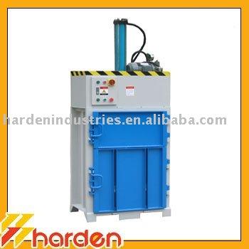 prensa hidráulica para la máquina de reciclaje de plástico