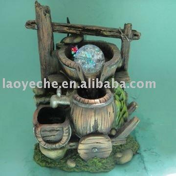 LA-1446 tabletop small fountain water