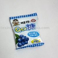 Food grade plastic package sachet