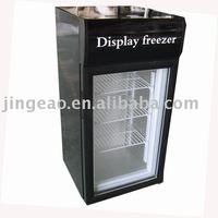 50L display freezer ,ice cream chiller