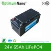 24V 65Ah LiFePO4 Starting battery