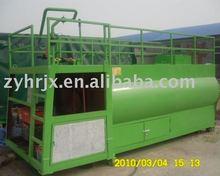 greening equipment for various soil
