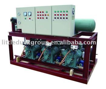 Semi-Hermetic Compressor Condensing Units