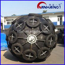 pneumatic marine rubber fender