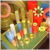 molded polyurethane parts