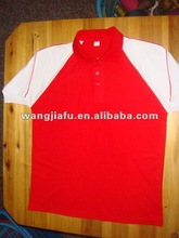 New stock plain polo shirt for 2012