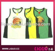 Children's vest basketball wear