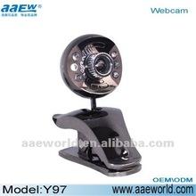 Y97-hot selling pc webcam,digital camera,usb 2.0 webcam