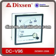 DC Instrument Volt meter