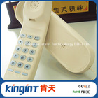 () Kingint Hotel guest room telephone/phone with Flash Function (K-6003A)