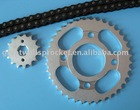 Motorcycle Sprocket+Chain set