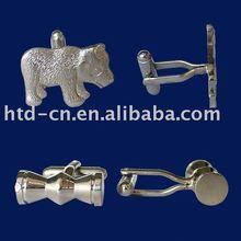 Cufflink, cuff links or tie clips