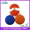 tennis usb flash drive soft pvc PING PONG usb flash drive in gift box for Christmas 1GB 2GB 4GB 8GB 16GB 32GB