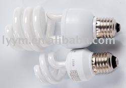 half-spiral CFL energy saving lighting lamps