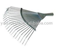 22T galvanization garden rake R106