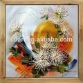 Main- peint peinture à l'huile moderne maisondécor salon salle. photos d'art de mur