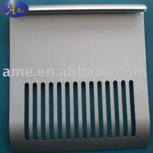 Aluminum computer/laptop/notebook computer cooler pad large heatsink