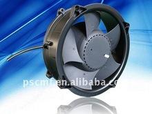 Ventilation air cooler fan